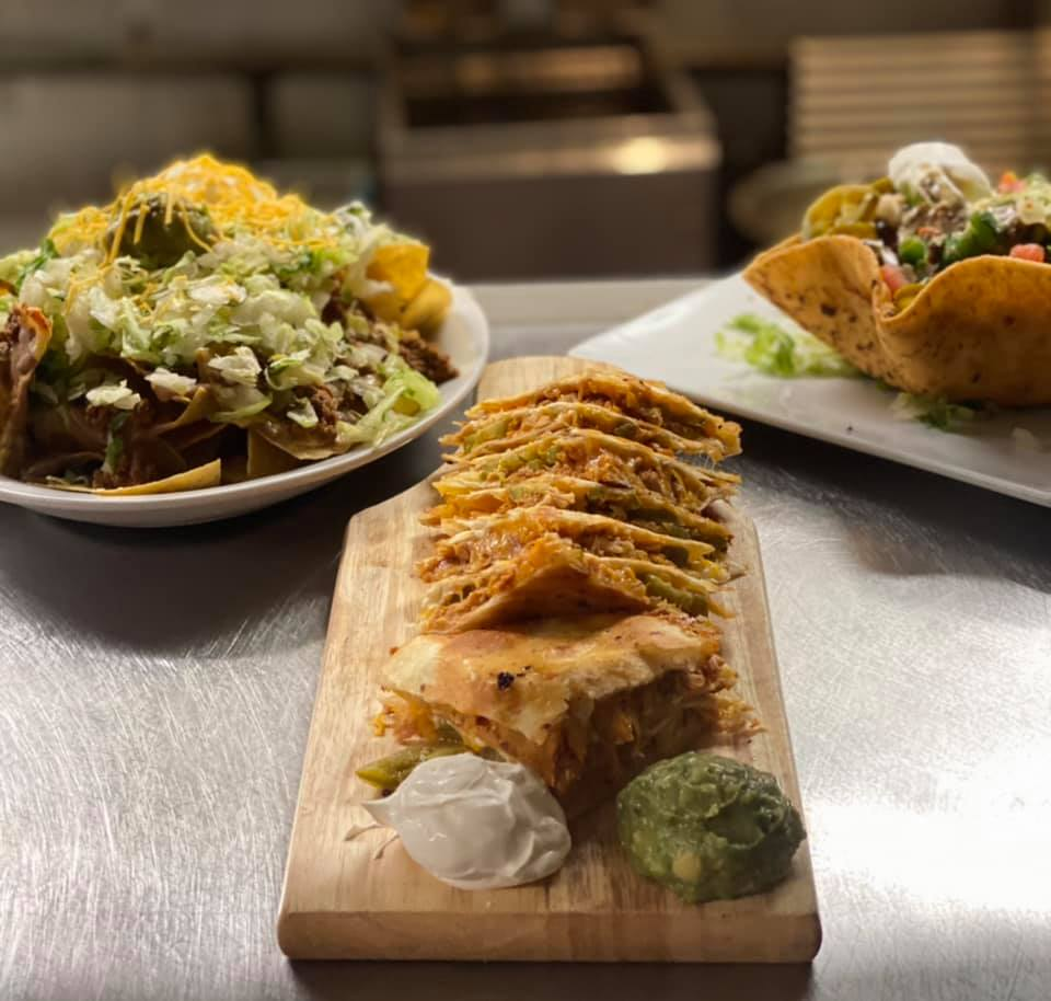 Mexican food restaurants with happy hour near me